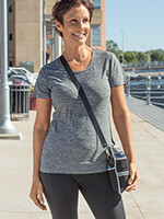 Travel Made Easy - Phone & Drink Crossbody Holder