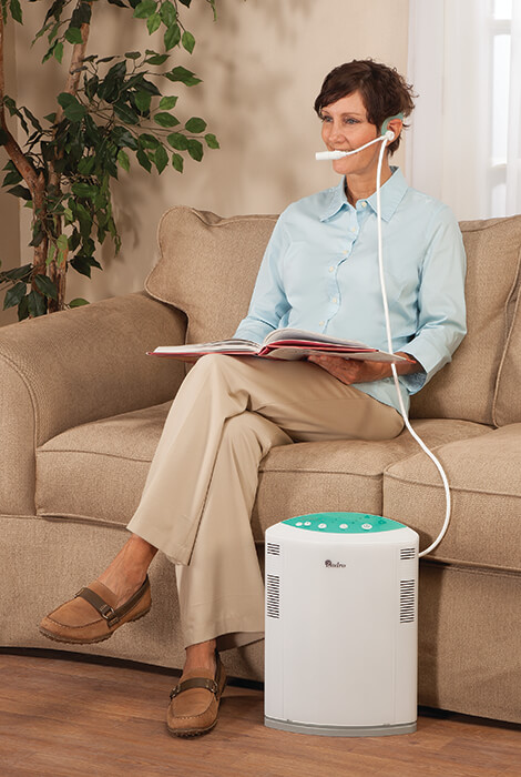 Tranquil Sounds Personal Oxygen Bar