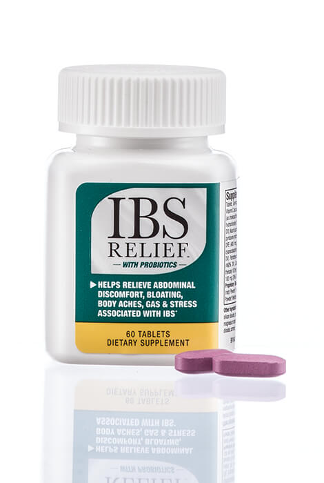 IBS Relief™ with Probiotics