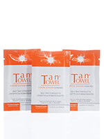 Hand, Foot & Body Care - TanTowel® Self-Tan Towelette 10 Count