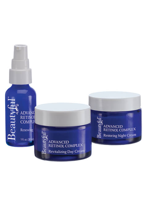 Beautyful™ Advanced Retinol Complex Complete System - View 1