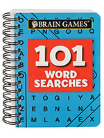 Household & Gifts - Brain Games®  MINI 101  Word Search