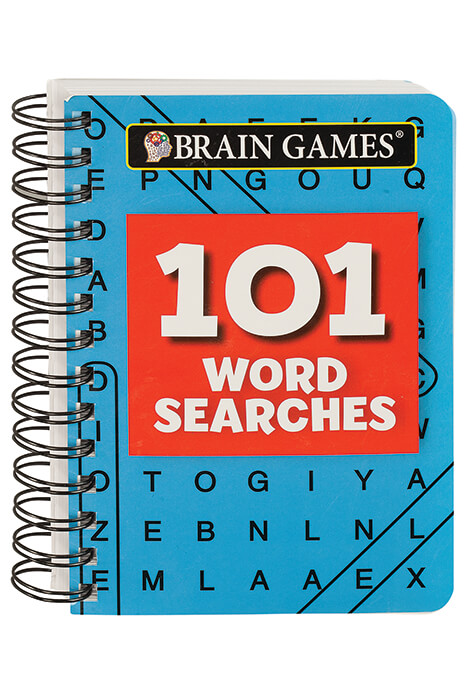 Brain Games®  MINI 101  Word Search