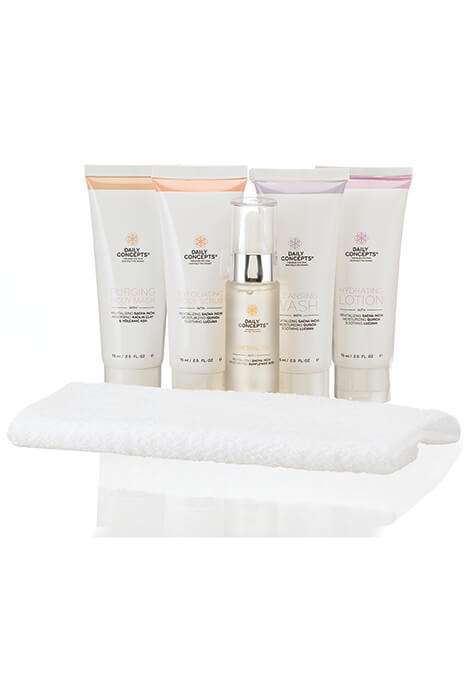 Daily Concepts® Spa To Go Travel Set
