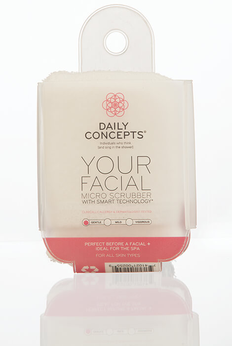 Daily Concepts® Your Facial Micro Scrubber