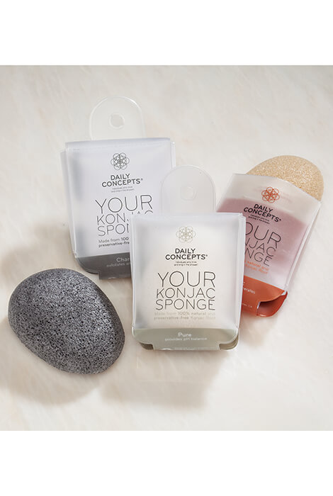 Daily Concepts® Your Konjac Sponge
