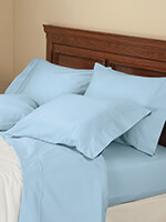 Household & Gifts - 6-Piece 1000 TC Cotton Rich Sheet Set