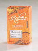 Hand, Foot & Body Care - Reshma® Turmeric Anti-Aging & Antioxidant Soap
