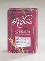 Hand, Foot & Body Care - Reshma® Rosemary Anti-Aging & Anti-Wrinkle Soap