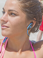 Accessories - BlueTooth Water Resistant Ear Buds