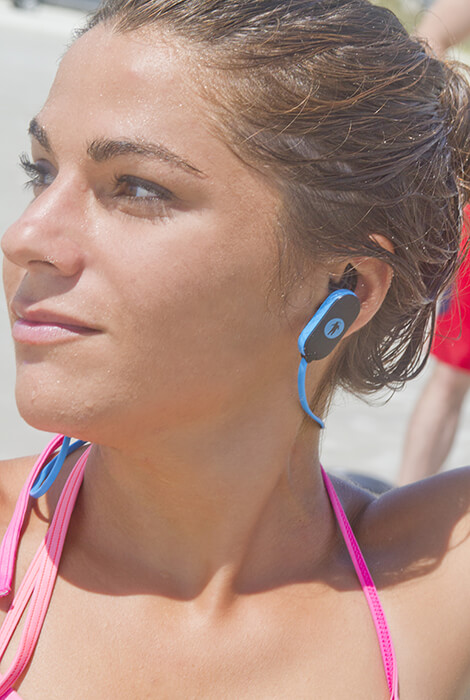 BlueTooth Water Resistant Ear Buds