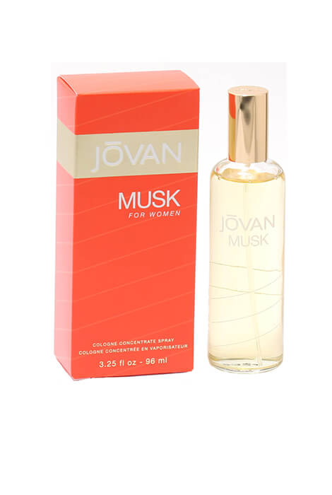 Coty Jovan Musk Women, EDC Spray 3.25oz