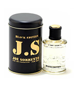 Fragrance - Jeanne Arthes Joe Sorrento Black Ed. Men, EDT Spray 3.3oz