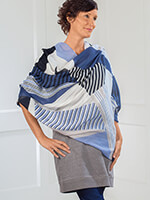 Travel Made Easy - Jack & Missy™ Oversized Scarf