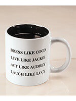 Household & Gifts - Dress Like CoCo Mug
