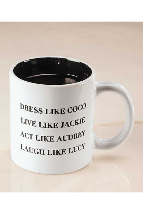 Dress Like Coco Mug - View 1