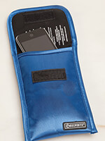 Travel Made Easy - Absorbits™ The Wet Phone Rescue Pouch