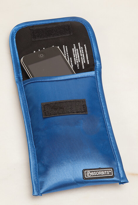 Absorbits™ The Wet Phone Rescue Pouch