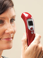 Medicines & Treatments - Advocate Non-Contact Infrared Thermometer