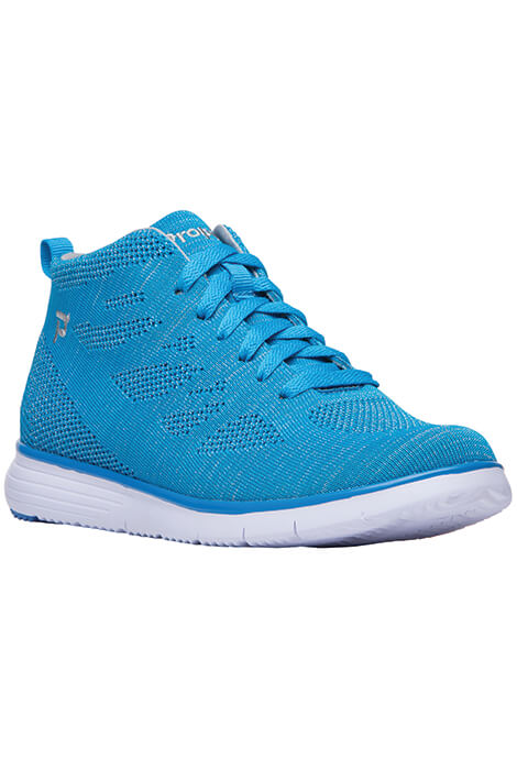 Propet® TravelFit Hi Women's Knit Sneaker - View 1