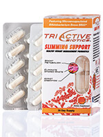 Weight Management - TriActive Biotics Slimming Support Capsules