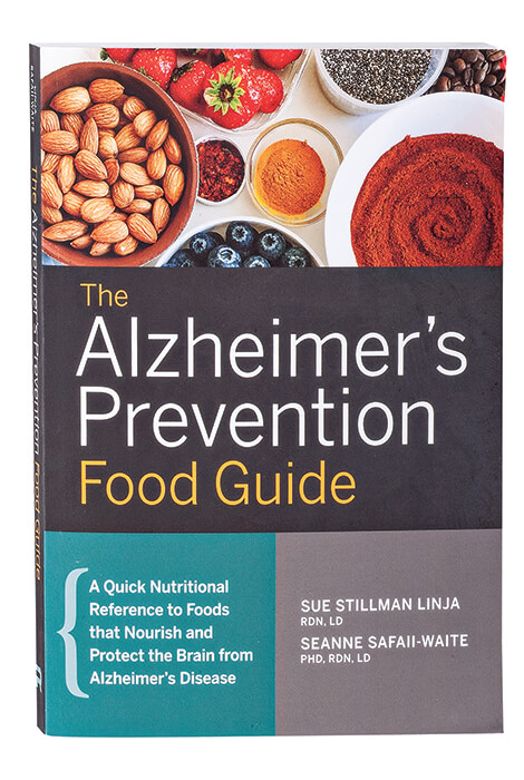 Alzheimer's Prevention Food Guide - View 1