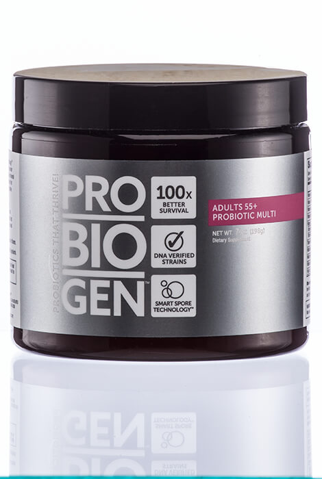 ProBioGen Adults 55+ Probiotic Multi