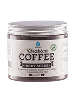 At Home Spa - Pursonic® Arabica Coffee Exfoliating Body Scrub