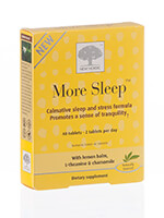 Rest & Relaxation - New Nordic More Sleep™