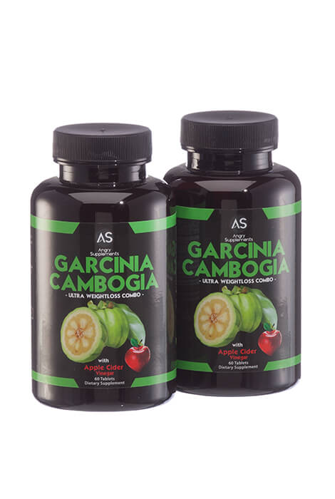 Garcinia Cambogia w Apple Cider Vinegar 2 Pack