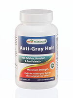 Oils & Treatments - Anti Gray Hair Formula 60 Count