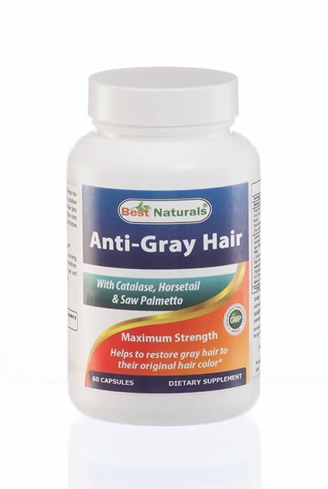 Anti Gray Hair Formula 60 Count