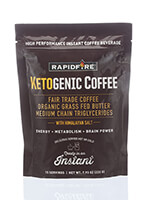New - Rapid Fire Ketogenic Coffee