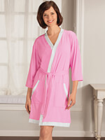 Sleepwear & Slippers - Lounge Robe