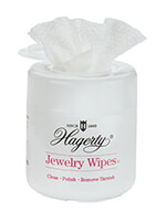 Jewelry & Jewelry Helpers - Hagerty® Jewelry Cleaner Wipes