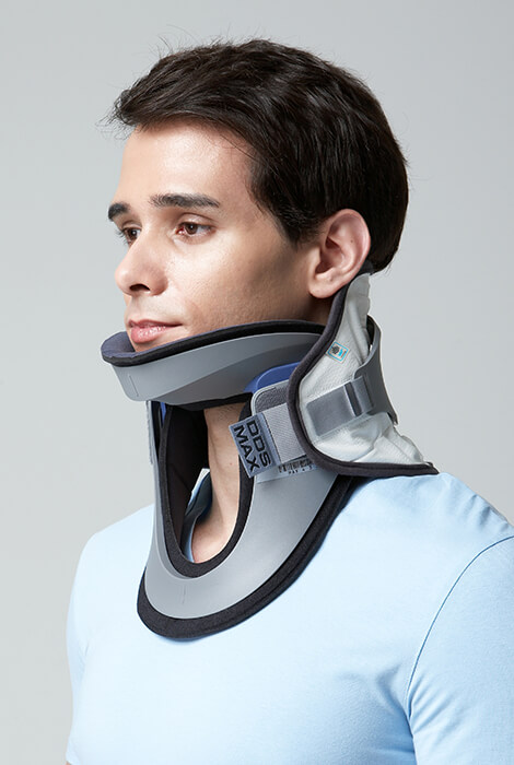 Disc Disease Solutions Spinal-Air Decompression Collar