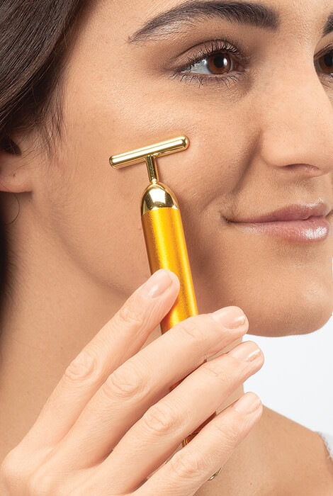 Pristine Mini Facial Massager