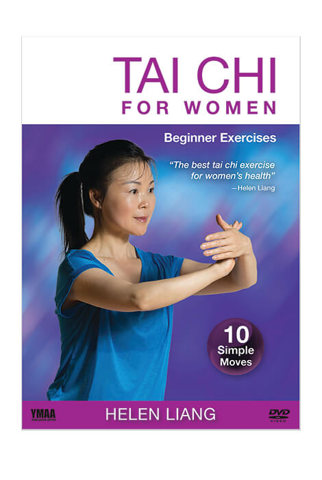 Tai Chi for Women DVD - View 1