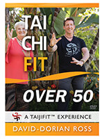 Fitness & Exercise - Tai Chi Fit Over 50 DVD