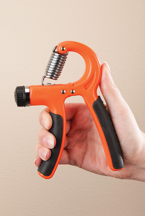Hand Grip Strengthener, 10–50 kg - View 1