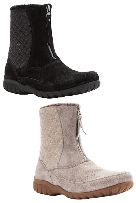 Propet® Delaney Mid Zip Womens Boot - View 1