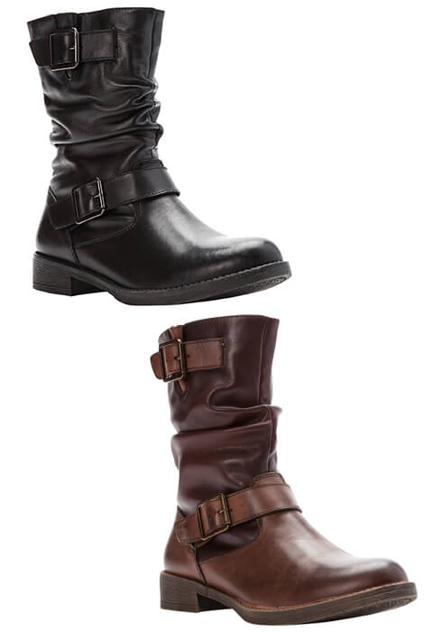Propet® Tatum Slouch Womens Boot - View 1
