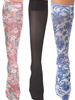 New - Celeste Stein Compression Socks, 20-30 mmHg