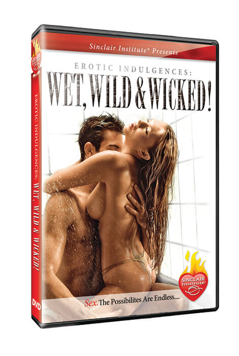 Sizzle! Wet, Wild & Wicked DVD - View 1