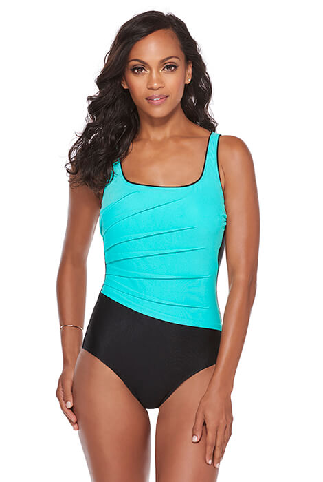 Active Spirit Viva Vortex Tank Mint Suit