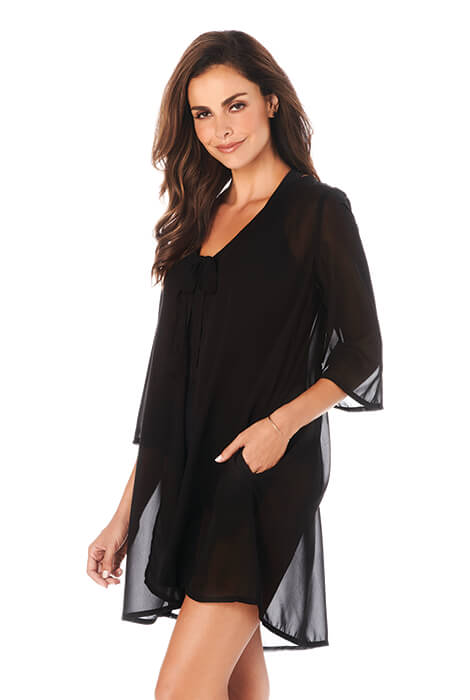 Penbrooke Shear Black Coverup