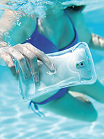Handbags & Belts - DiCaPac® Waterproof Smartphone Case