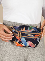 Handbags & Belts - Buxton®  Tropical Luxe Waist Bag