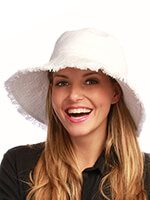 New - Physician Endorsed Castaway Cotton Hat