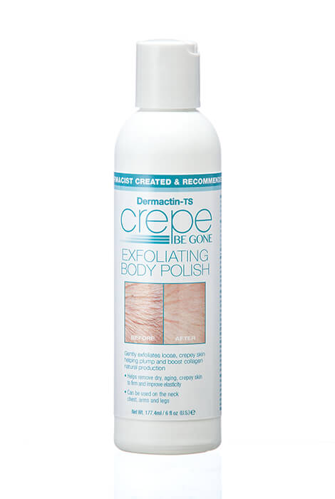 Crepe Be Gone Exfoliating Body Polish, 6 oz. - View 1